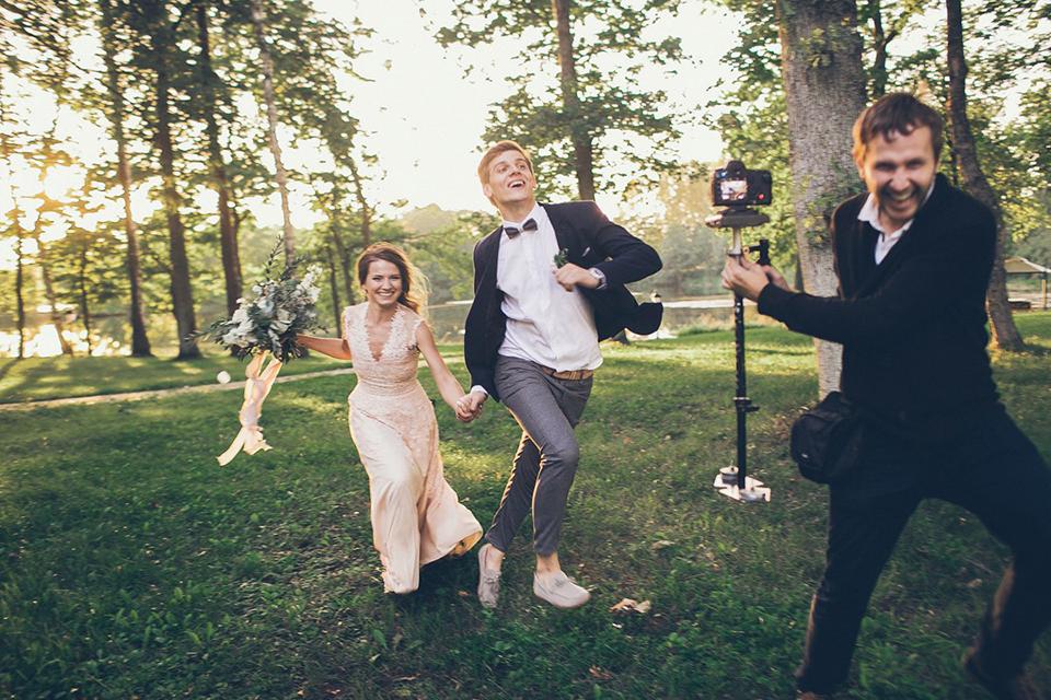 свадебный оператор калининград красивое видео